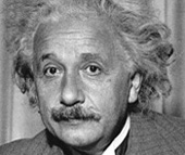 image of albert einstein