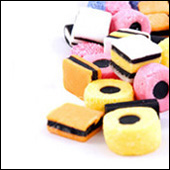 picture of liquorice allsorts